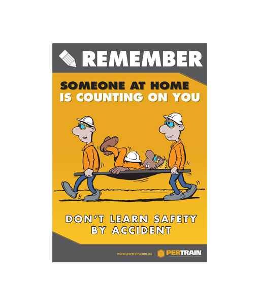 General Safety Poster Pertrain Pty Limited