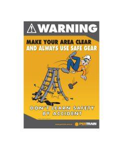 Free Housekeeping Poster