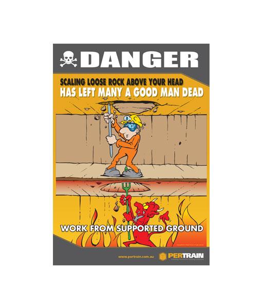 Free Underground Support Poster