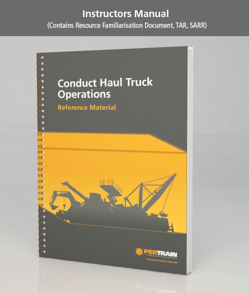 Conduct Articulated Haul Truck Operations (RIIMPO338D)
