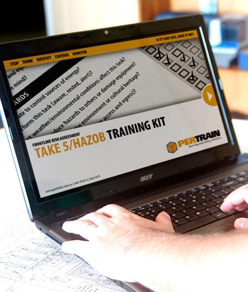 Free Take 5 Training Presentation