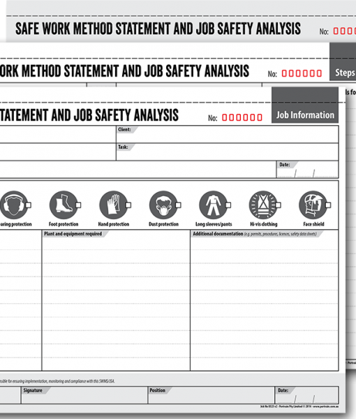 Doc447300 Safe Work Method Statement Template Free Doc996488 – Safe Work Method Statement Template Free