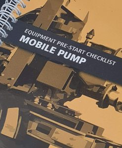 Mobile Pump Cover