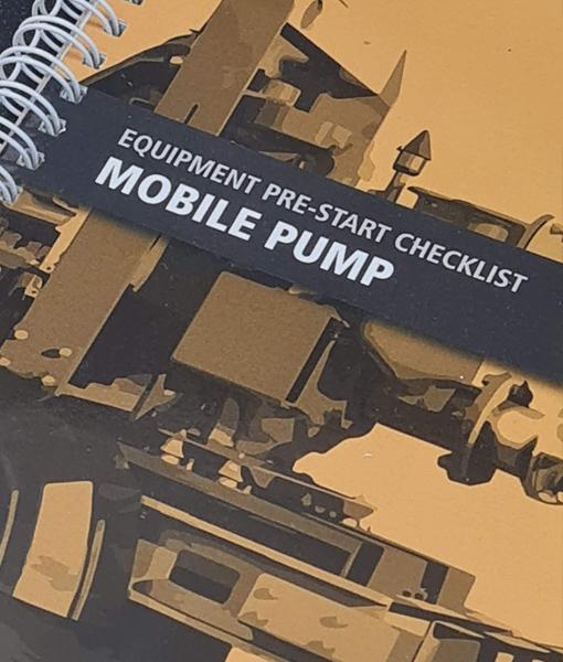 Mobile Pump Cover